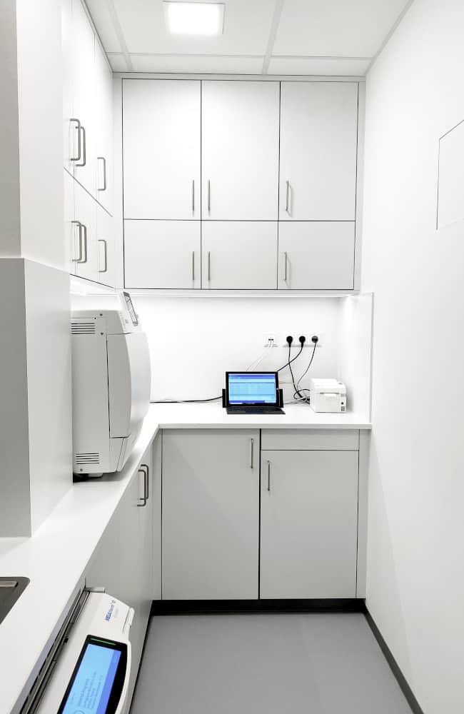 Steri: Verbund von Hygienestandards und modernster Technik